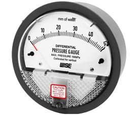 Đồng hồ đo chênh áp Wise P880 - Wise Vietnam